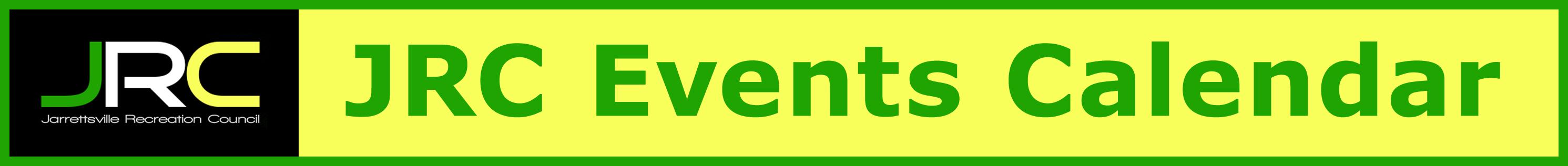 JRC Calendar of Events